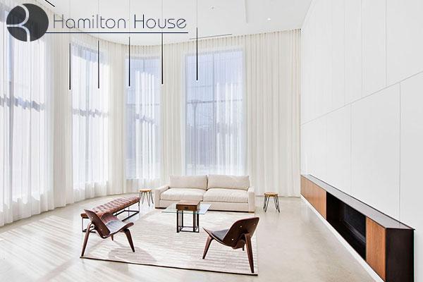 The Hamilton House